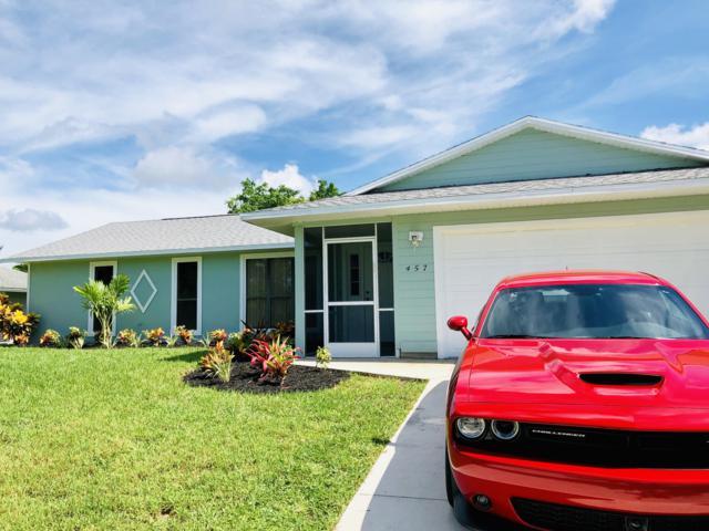 457 SW Whitmore Drive, Port Saint Lucie, FL 34984 (#RX-10551839) :: Ryan Jennings Group