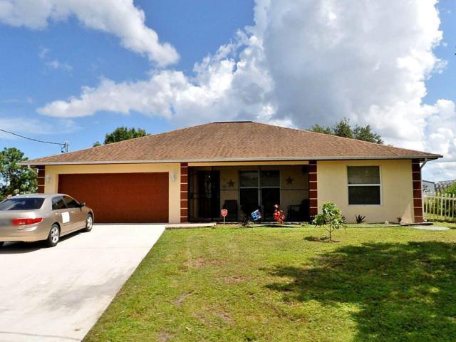 702 SW Amber Terrace, Port Saint Lucie, FL 34953 (#RX-10552047) :: Ryan Jennings Group