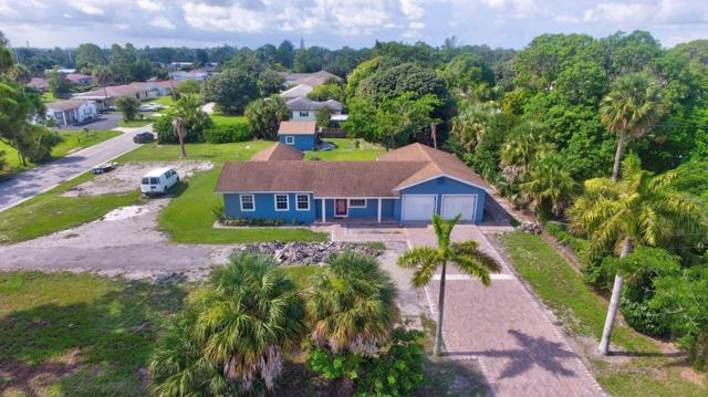 5100 Belvedere Road, Haverhill, FL 33415 (MLS #RX-10552193) :: Berkshire Hathaway HomeServices EWM Realty