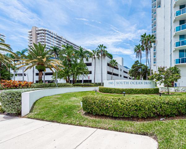 1945 S Ocean Drive #1803, Hallandale, FL 33009 (MLS #RX-10552313) :: Berkshire Hathaway HomeServices EWM Realty
