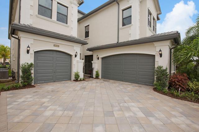 16316 Cabernet Drive, Delray Beach, FL 33446 (MLS #RX-10552315) :: Berkshire Hathaway HomeServices EWM Realty
