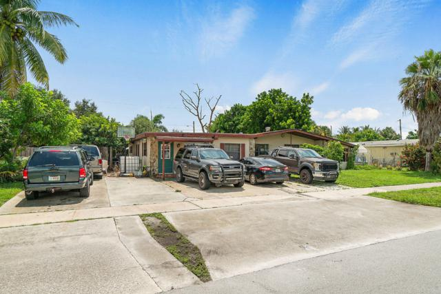 516 S 12th Street, Lantana, FL 33462 (#RX-10552348) :: Ryan Jennings Group