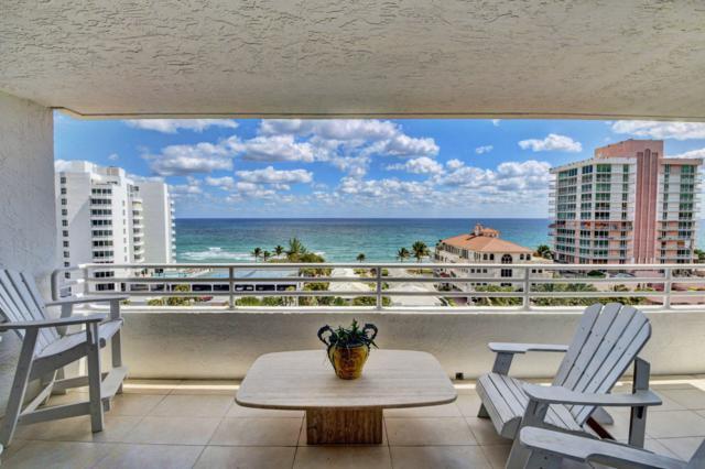 3450 S Ocean Boulevard #901, Highland Beach, FL 33487 (#RX-10552497) :: Ryan Jennings Group
