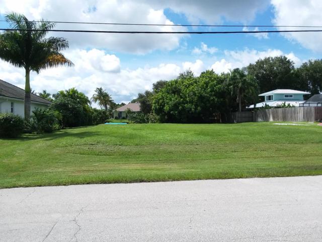 110 NE Surfside Avenue, Port Saint Lucie, FL 34983 (MLS #RX-10552512) :: Berkshire Hathaway HomeServices EWM Realty