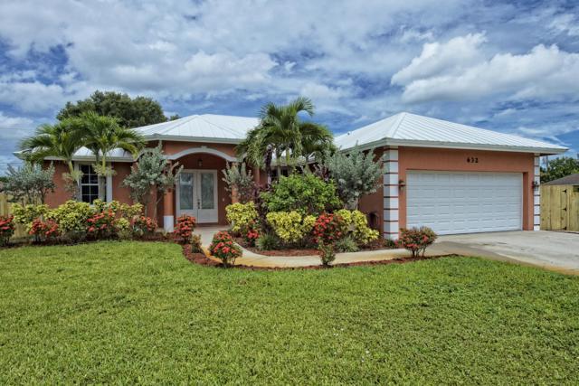 632 SW Addie Street, Port Saint Lucie, FL 34983 (#RX-10552552) :: Ryan Jennings Group