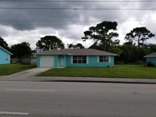 581 SE Port St Lucie Street SE, Port Saint Lucie, FL 34953 (#RX-10552618) :: Weichert, Realtors® - True Quality Service