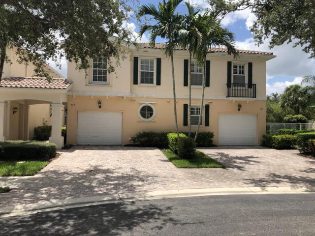 489 Capistrano Drive, Palm Beach Gardens, FL 33410 (MLS #RX-10552643) :: The Paiz Group
