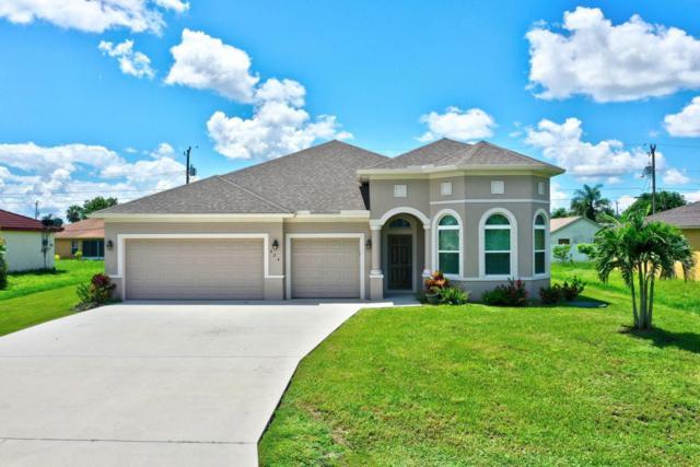 474 SW Dauphin Avenue, Port Saint Lucie, FL 34953 (#RX-10552672) :: Weichert, Realtors® - True Quality Service