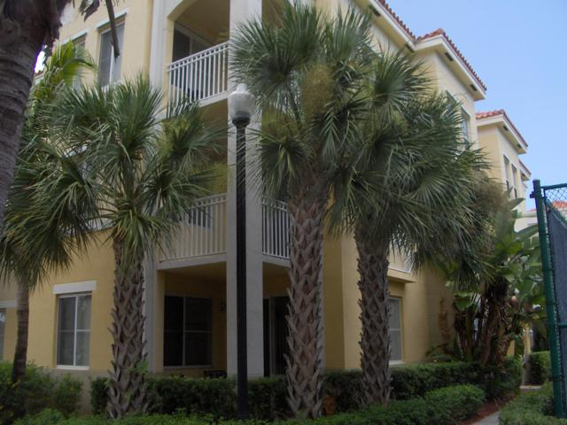 11024 Legacy Drive #204, Palm Beach Gardens, FL 33410 (MLS #RX-10552684) :: The Paiz Group