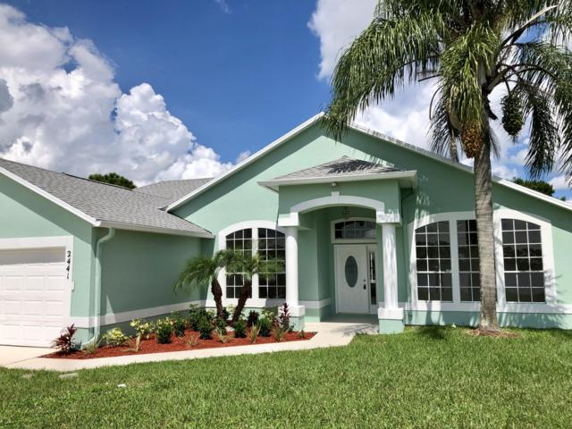 2441 SW Halissee Street, Port Saint Lucie, FL 34953 (#RX-10552807) :: Weichert, Realtors® - True Quality Service