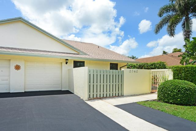 2742 SW 5th Street, Delray Beach, FL 33445 (MLS #RX-10552884) :: The Paiz Group