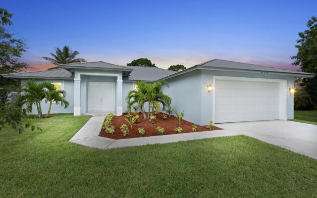 656 SE Clifton Lane, Port Saint Lucie, FL 34983 (#RX-10553031) :: Ryan Jennings Group