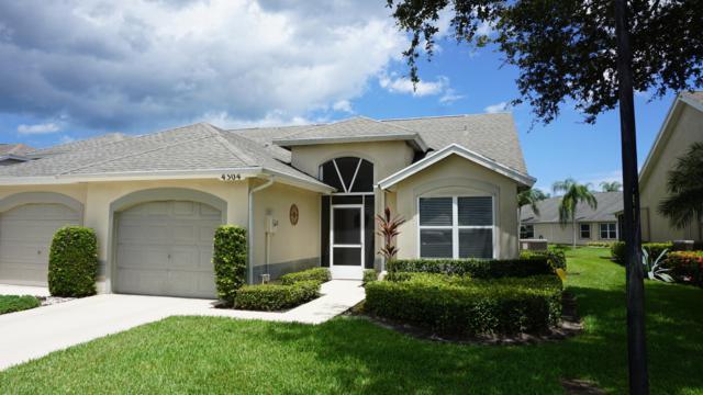 4304 SE Brittney Circle, Port Saint Lucie, FL 34952 (MLS #RX-10553088) :: The Paiz Group
