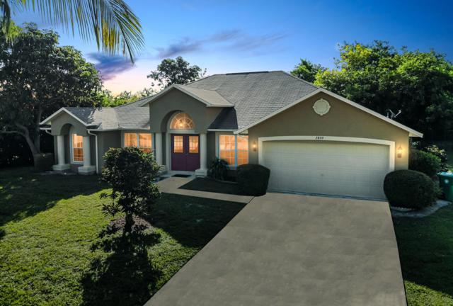 2809 SW Shoal Court, Port Saint Lucie, FL 34953 (#RX-10553176) :: Weichert, Realtors® - True Quality Service
