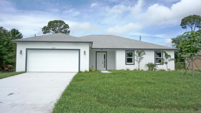 386 SW South Quick Circle, Port Saint Lucie, FL 34953 (#RX-10553208) :: Weichert, Realtors® - True Quality Service