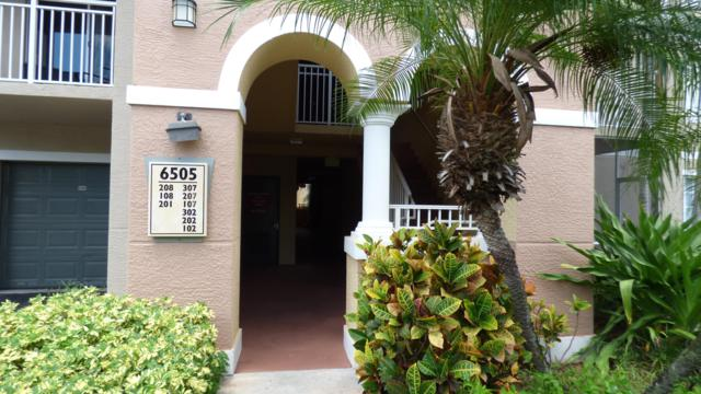 6505 Emerald Dunes Drive #207, West Palm Beach, FL 33411 (#RX-10553296) :: Ryan Jennings Group