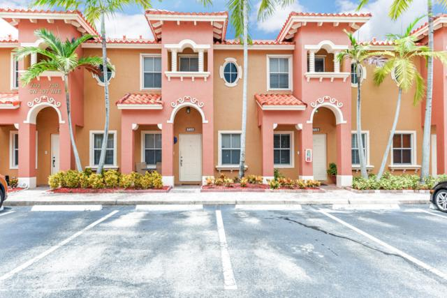 714 SW 107th Avenue #505, Pembroke Pines, FL 33025 (#RX-10553351) :: Weichert, Realtors® - True Quality Service