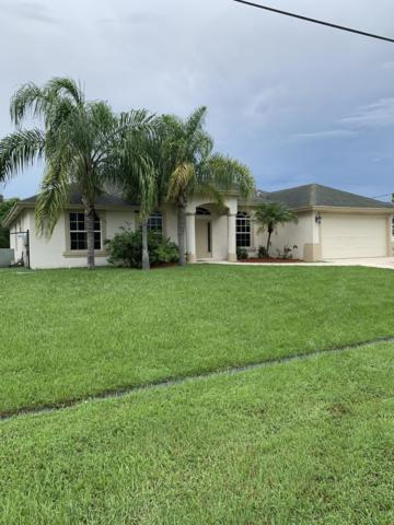 787 SW Mccullough Ave Avenue, Port Saint Lucie, FL 34953 (#RX-10553408) :: Ryan Jennings Group