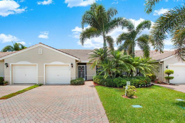 9340 Swansea Lane, Royal Palm Beach, FL 33411 (MLS #RX-10553410) :: The Paiz Group