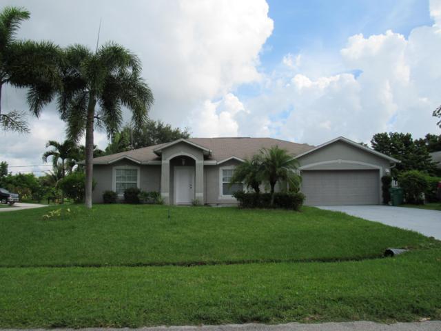 1597 SW Silver Lane, Port Saint Lucie, FL 34953 (#RX-10553438) :: Weichert, Realtors® - True Quality Service