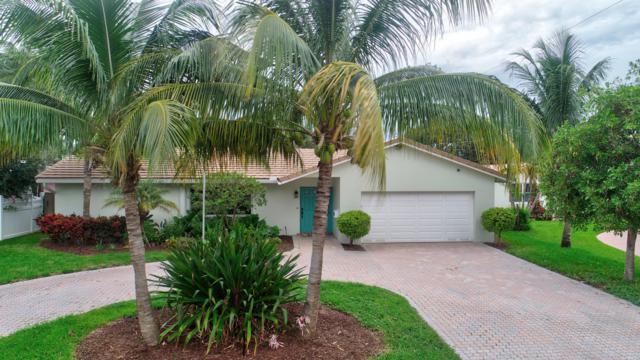 2600 NE 51st Court, Lighthouse Point, FL 33064 (#RX-10553502) :: Premier Listings