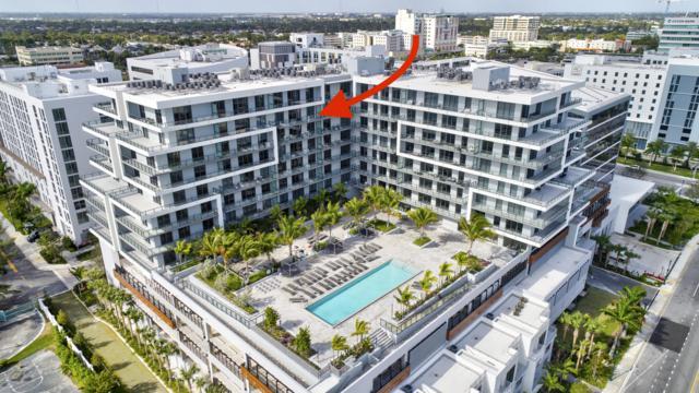2960 NE 207th Street #1015, Aventura, FL 33180 (MLS #RX-10553540) :: Castelli Real Estate Services