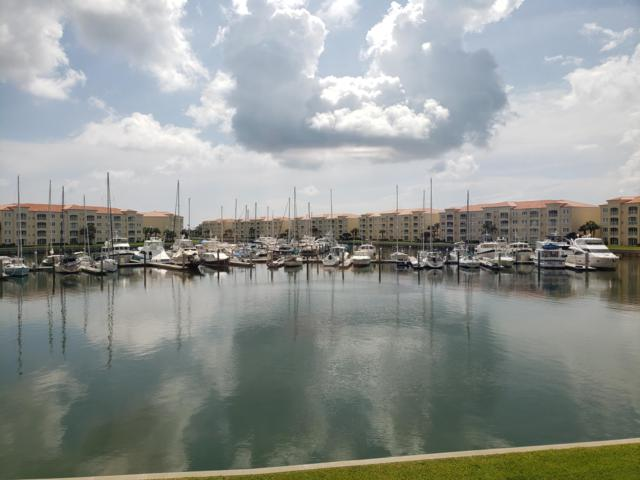 11 Harbour Isle Drive W #205, Fort Pierce, FL 34949 (#RX-10553555) :: The Reynolds Team/Treasure Coast Sotheby's International Realty