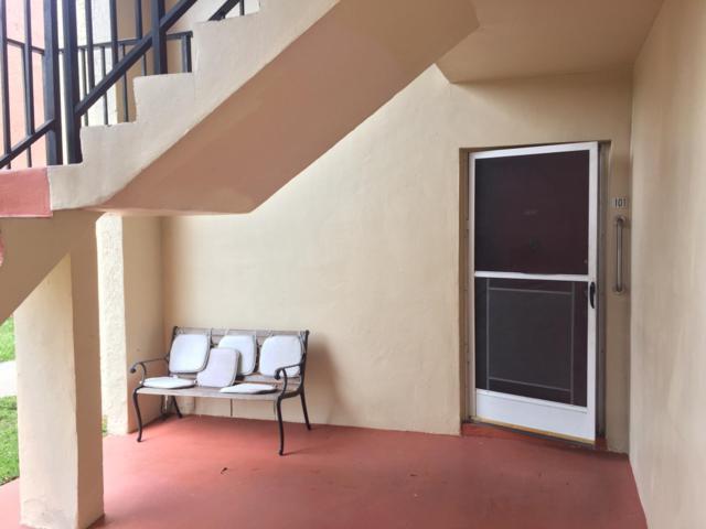101 Lake Frances Drive, West Palm Beach, FL 33411 (MLS #RX-10553691) :: The Paiz Group