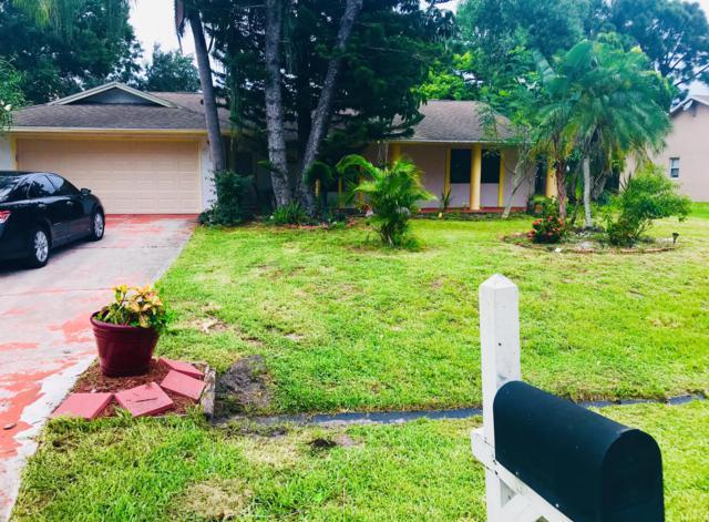 557 SW Cherryhill Road, Port Saint Lucie, FL 34953 (#RX-10553738) :: Weichert, Realtors® - True Quality Service