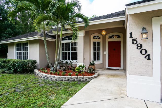 15904 44th Street N, Loxahatchee Groves, FL 33470 (MLS #RX-10553745) :: Berkshire Hathaway HomeServices EWM Realty
