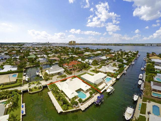 1110 Grand Bahama Lane, Singer Island, FL 33404 (MLS #RX-10553768) :: Berkshire Hathaway HomeServices EWM Realty