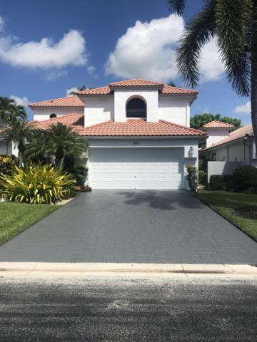 5849 NW 21st Avenue, Boca Raton, FL 33496 (MLS #RX-10553848) :: The Edge Group at Keller Williams