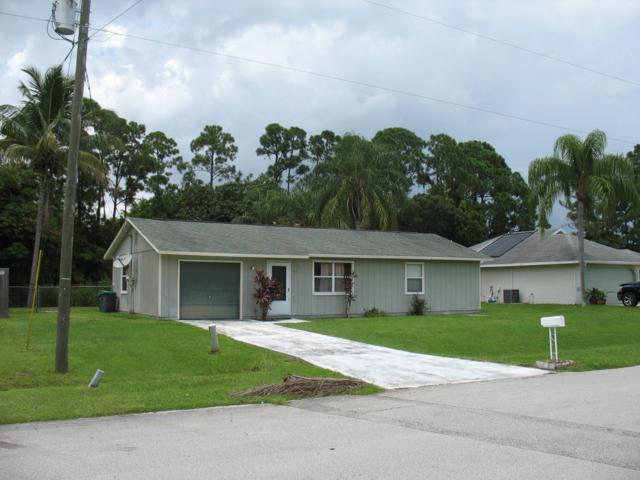 367 SE Faith Terrace, Port Saint Lucie, FL 34983 (#RX-10553866) :: Ryan Jennings Group