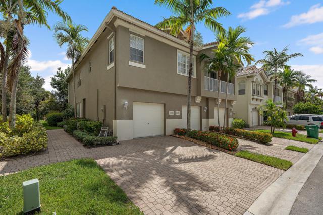 3185 Laurel Ridge Circle, Riviera Beach, FL 33404 (#RX-10553895) :: Weichert, Realtors® - True Quality Service