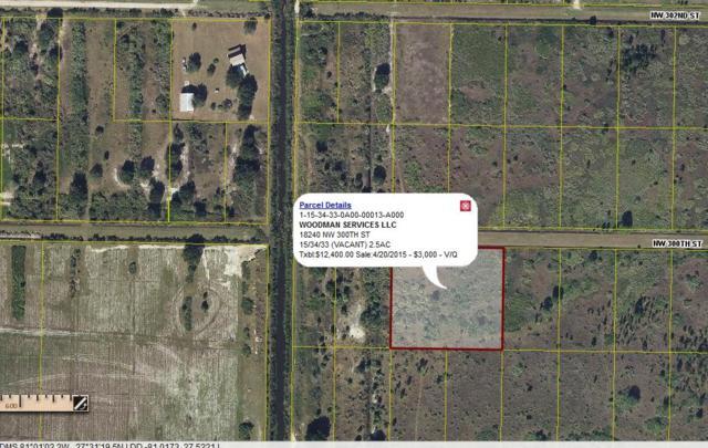 18240 NW 300th Street, Okeechobee, FL 34972 (#RX-10553962) :: The Reynolds Team/ONE Sotheby's International Realty