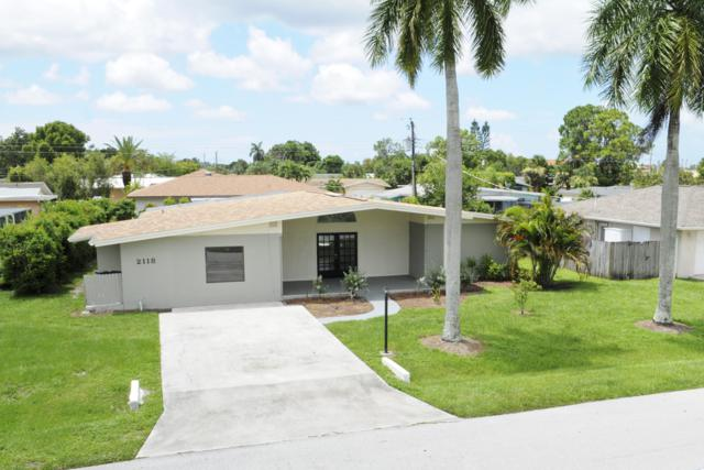 2118 Flora Avenue, Fort Myers, FL 33907 (MLS #RX-10553995) :: Boca Lake Realty