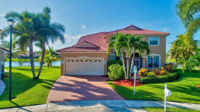 12664 Tucano Circle, Boca Raton, FL 33428 (MLS #RX-10554049) :: The Paiz Group