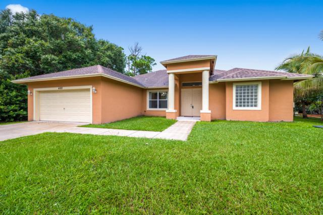 4180 SW Belshaw Street, Port Saint Lucie, FL 34953 (#RX-10554066) :: Ryan Jennings Group