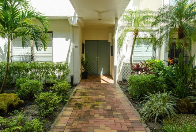 900 Greensward Lane 112-G, Delray Beach, FL 33445 (MLS #RX-10554079) :: Berkshire Hathaway HomeServices EWM Realty