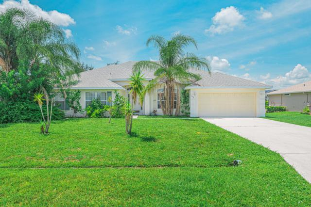 5758 NW Cleburn Drive, Port Saint Lucie, FL 34986 (#RX-10554090) :: Ryan Jennings Group