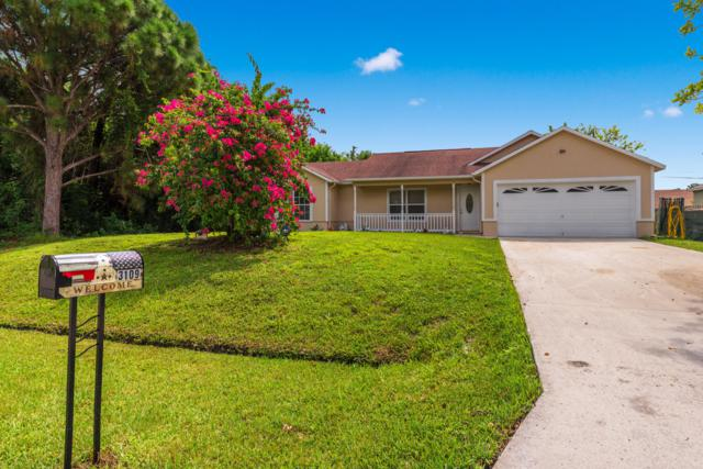 3109 SW Cathedral Street, Port Saint Lucie, FL 34953 (#RX-10554095) :: Ryan Jennings Group