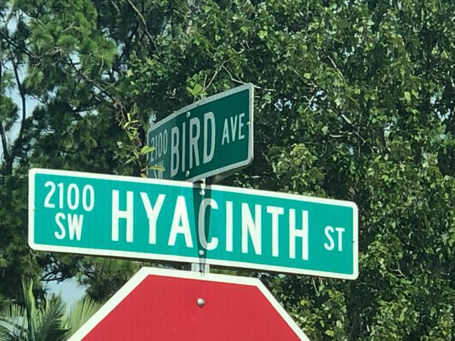 2154 SW Hyacinth Street, Port Saint Lucie, FL 34953 (#RX-10554133) :: Weichert, Realtors® - True Quality Service