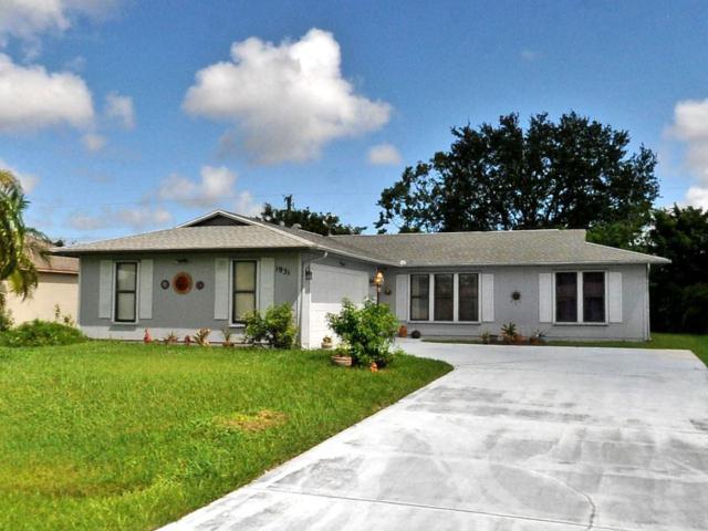 1931 SW Sylvester Lane, Port Saint Lucie, FL 34984 (#RX-10554171) :: Ryan Jennings Group