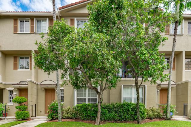 4515 Highgate Drive, Delray Beach, FL 33445 (MLS #RX-10554192) :: The Paiz Group