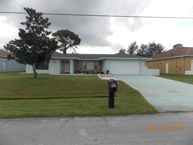 1721 SE Fairfield Street, Port Saint Lucie, FL 34983 (MLS #RX-10554228) :: Berkshire Hathaway HomeServices EWM Realty