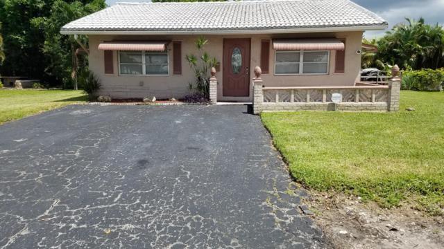 7211 NW 76th Street, Tamarac, FL 33321 (MLS #RX-10554241) :: Castelli Real Estate Services