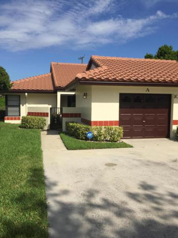 10631 Palm Leaf Drive A, Boynton Beach, FL 33437 (#RX-10554278) :: Ryan Jennings Group