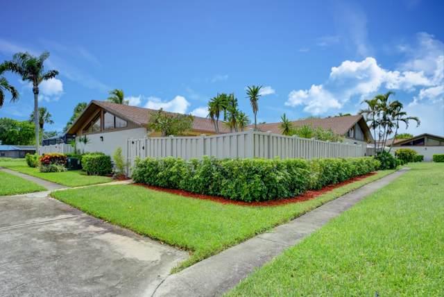 9842 Boca Gardens Trail B, Boca Raton, FL 33496 (#RX-10557198) :: Weichert, Realtors® - True Quality Service