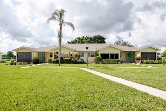 5360 Lakefront Boulevard C, Delray Beach, FL 33484 (#RX-10557244) :: Ryan Jennings Group