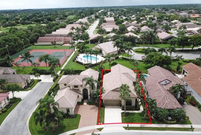 10194 Lexington Circle N, Boynton Beach, FL 33436 (MLS #RX-10557245) :: The Paiz Group